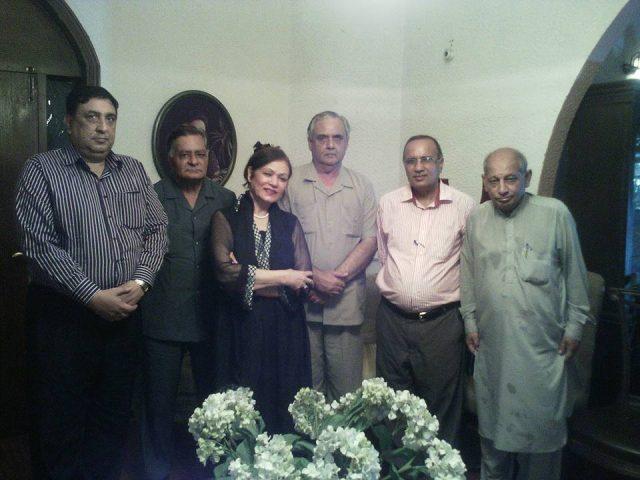 An Evening with Pana Jee Zareen Suleman