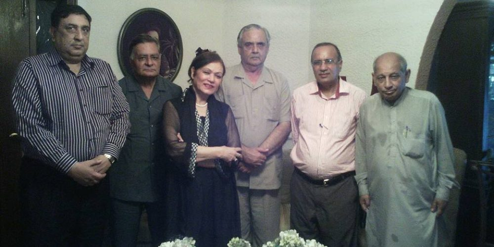 An Evening with Pana Jee Zareen Suleman